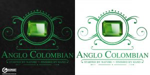 Anglo Colombian Logo [Dark and Light]