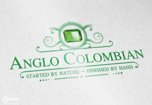 Anglo Colombian Logo [Mock Up Light]